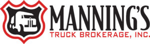 Manning's Truck Brokerage Logo